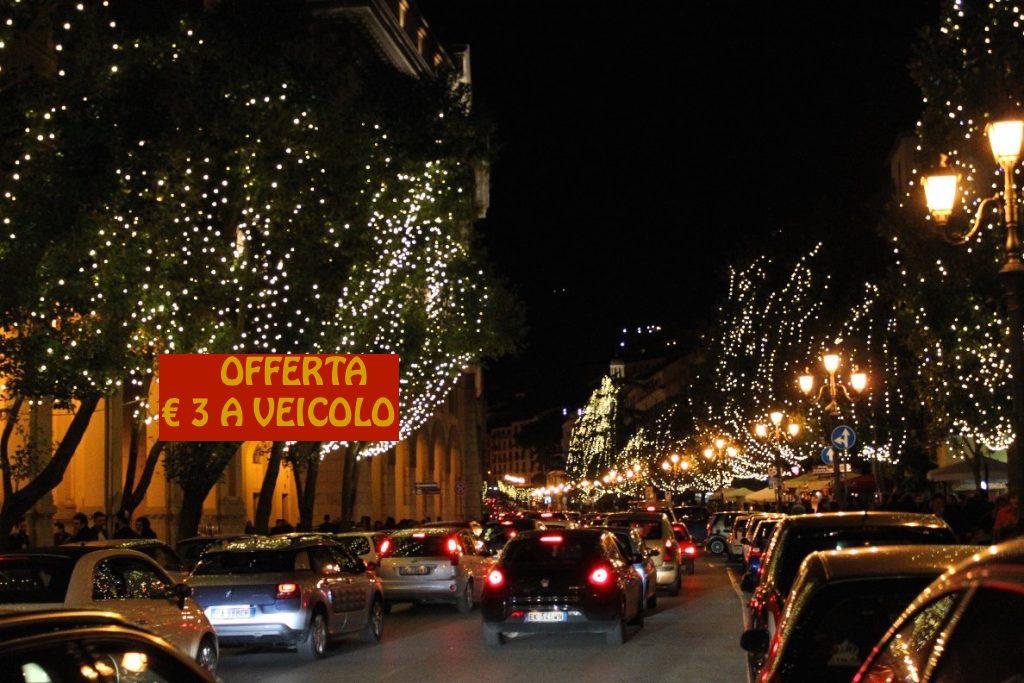 Cerchi parcheggio per le luci d'artista a salerno ? Sei nel posto giusto